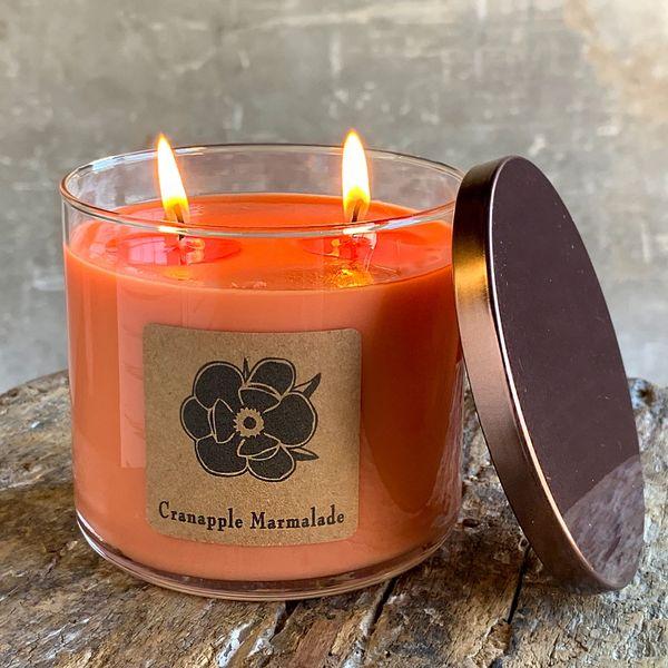 Cranapple Marmalade 18.5oz Soy Candle