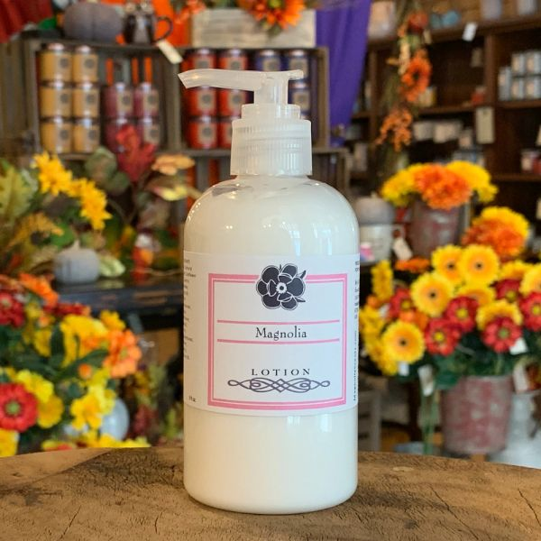 Magnolia 8oz Lotion