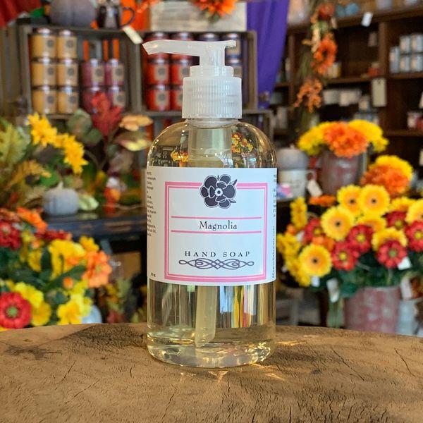 Magnolia 8oz Hand Soap