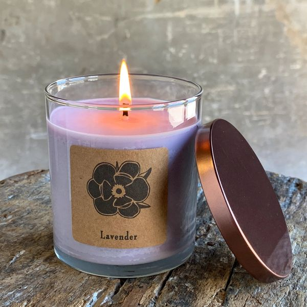 Lavender 10oz Soy Candle
