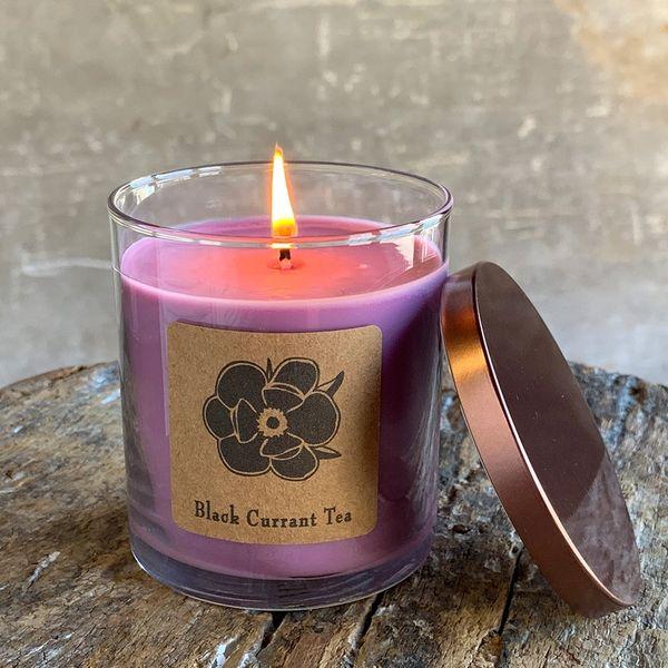 Black Currant Tea 10oz Soy Candle