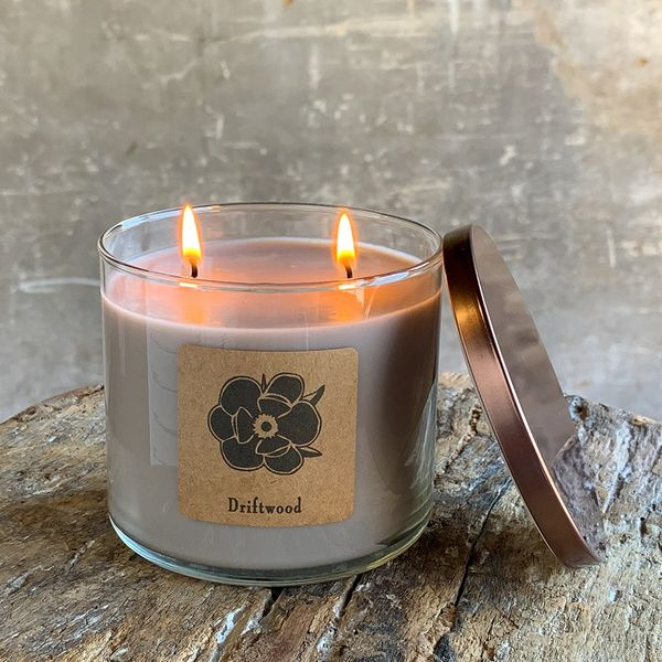 Driftwood 18.5oz Soy Candle