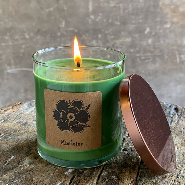 Mistletoe 10oz Soy Candle