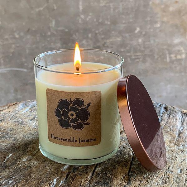 Honeysuckle Jasmine 10oz Soy Candle
