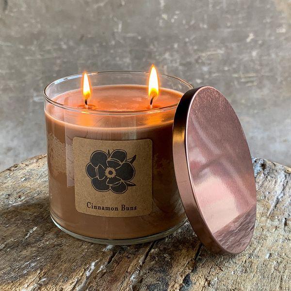 Cinnamon Buns 18.5oz Soy Candle