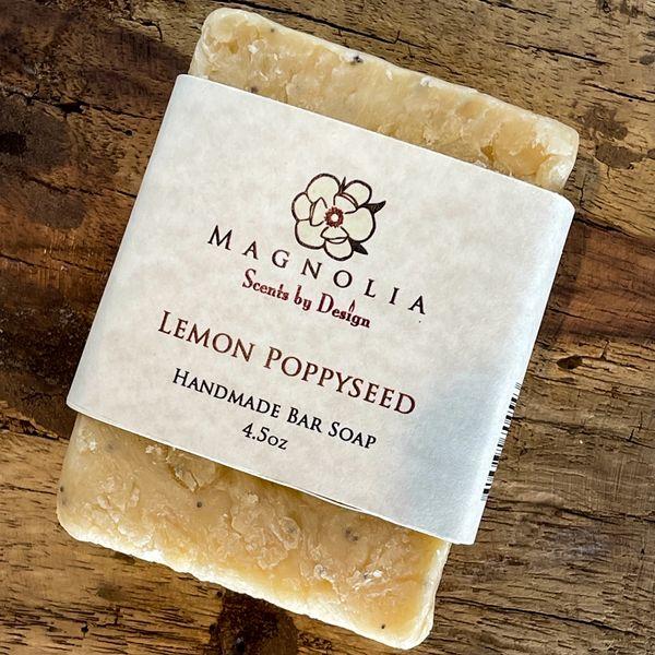 Lemon Poppyseed Bar