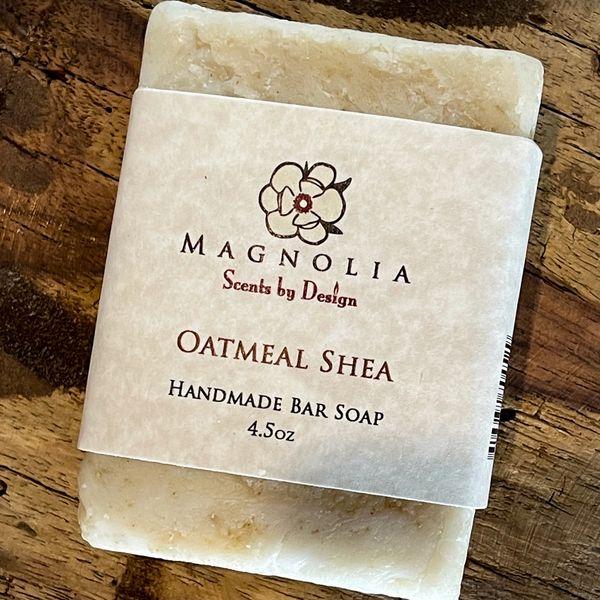 Oatmeal Shea Bar