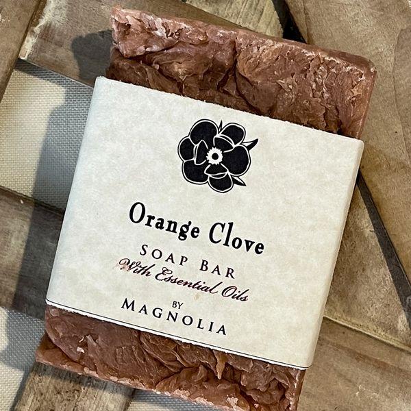 Orange Clove Bar
