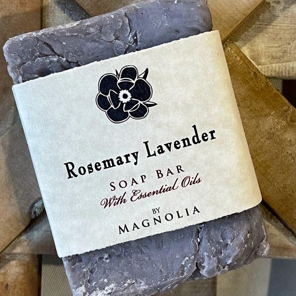 Rosemary Lavender Bar