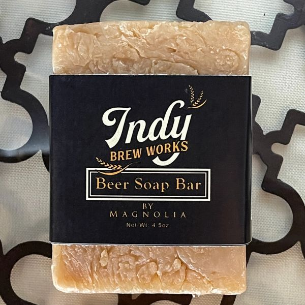 Beer Soap Bar - Black Label