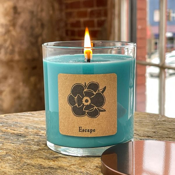 Escape 10oz Soy Candle