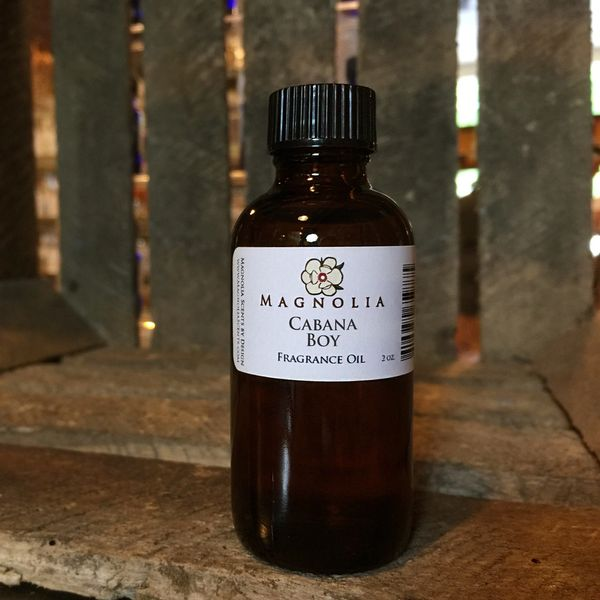 Cabana Boy 2oz Fragrance Oil