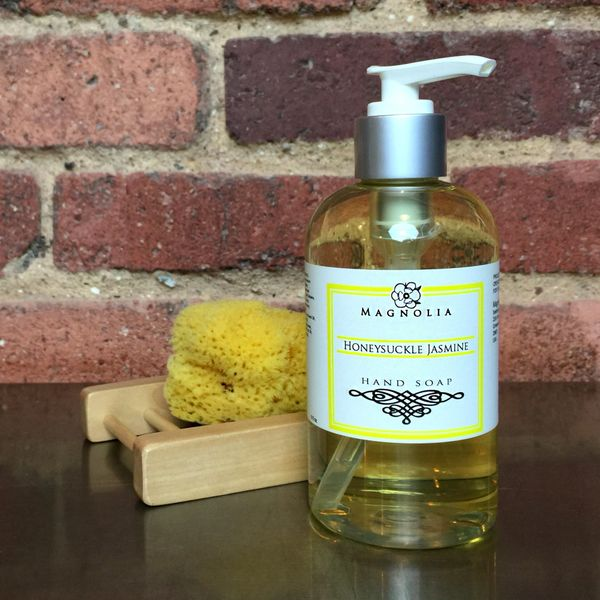 Honeysuckle Jasmine Hand Soap
