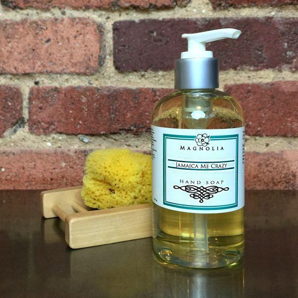 Jamaica Me Crazy Hand Soap