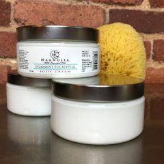 Spearmint Eucalyptus Body Cream