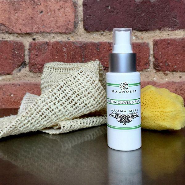 Green Clover & Aloe 2oz Aroma Mist