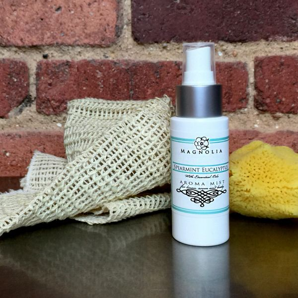 Spearmint Eucalyptus 2oz Aroma Mist
