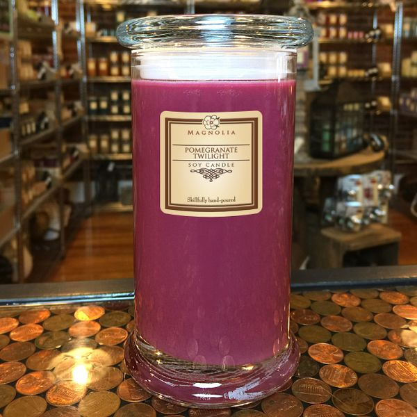 Pomegranate Twilight 18.5oz Soy Candle