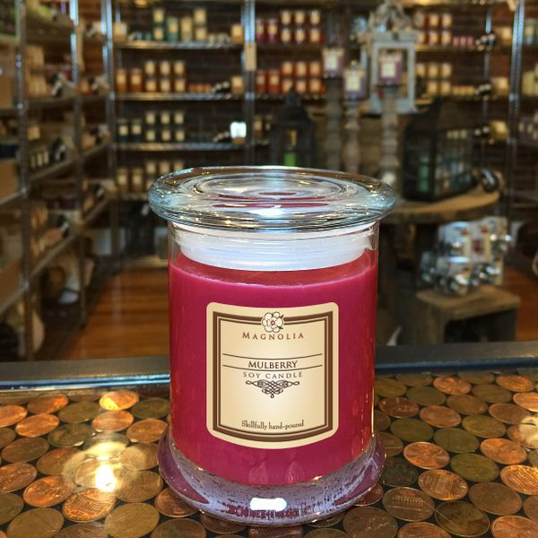 Mulberry 10oz Soy Candle