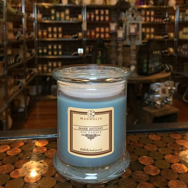 Mark Antony 10oz Soy Candle