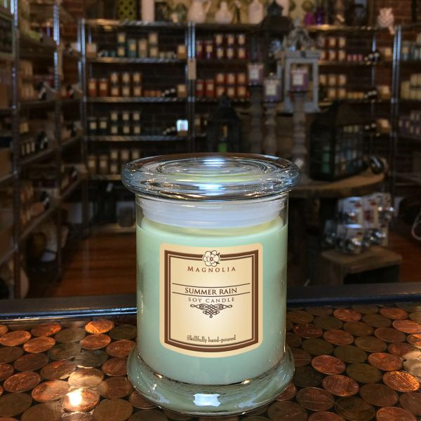 Summer Rain 10oz Soy Candle
