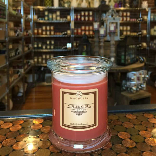 Mulled Cider 10oz Soy Candle