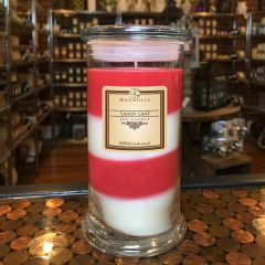 Candy Cane 18.5oz Soy Candle