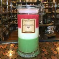 Holiday Tidings 18.5oz Soy Candle