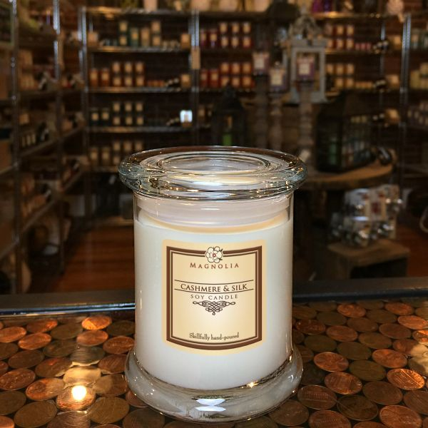 Cashmere & Silk 10oz Soy Candle