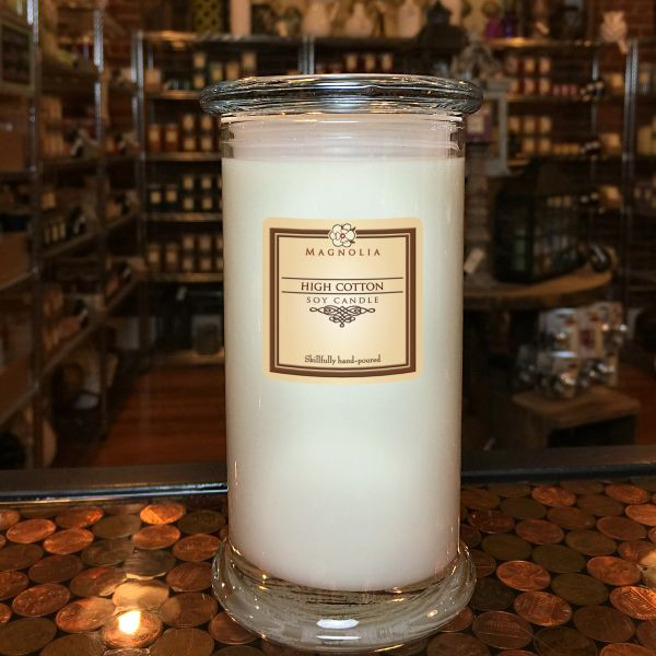 High Cotton 18.5oz Soy Candle