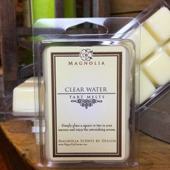 Clear Water Soy Wax Tart Melts