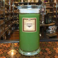 Mistletoe 18.5oz Soy Candle