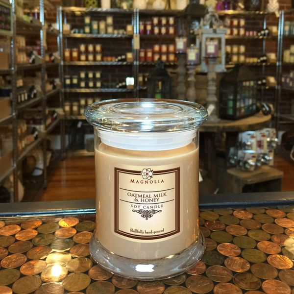 Oatmeal Milk & Honey 10oz Soy Candle