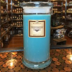 Frosty Pinecone 18.5oz Soy Candle