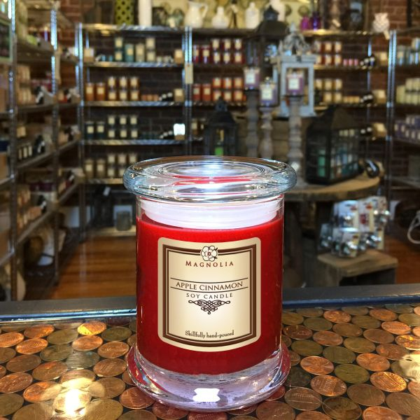 Apple Cinnamon 10oz Soy Candle