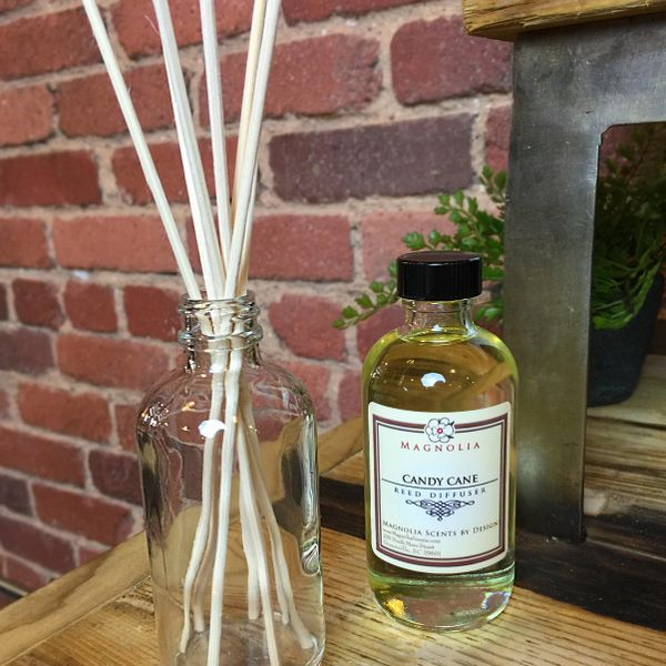 Candy Cane 4oz Reed Diffuser Oil