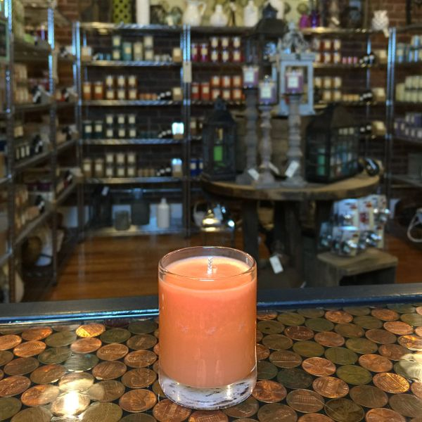 Independence 2.5oz Soy Candle in Glass