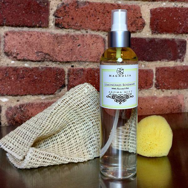Lemongrass Rosemary 8oz Aroma Mist