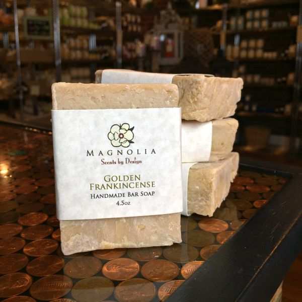 Golden Frankincense Bar