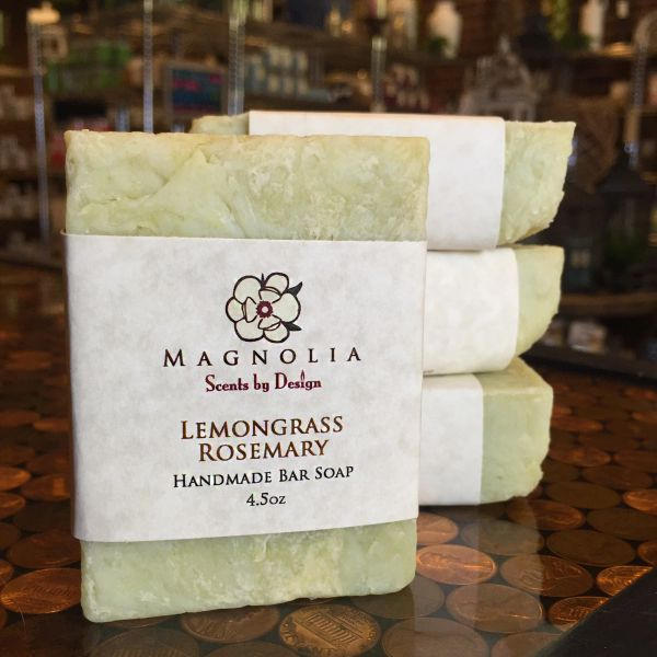 Lemongrass Rosemary Bar