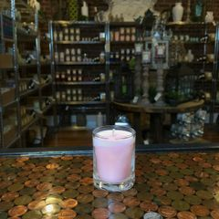 Flower Shop 2.5oz Soy Candle in Glass