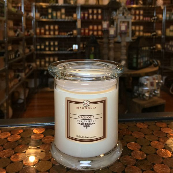 Magnolia 10oz Soy Candle