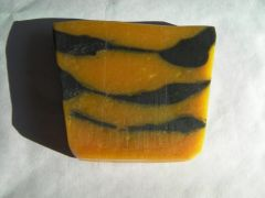 Orange Carrot with Activated Charcoal
