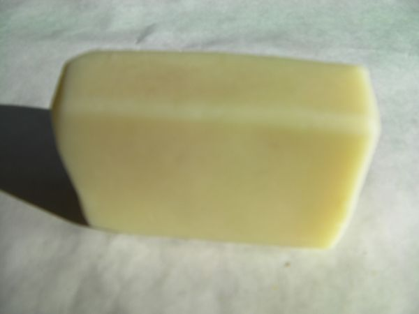 Peppermint-Orange Shampoo Bar