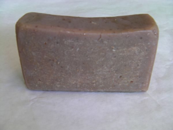 Oatmeal Honey Soap with Mango Butter