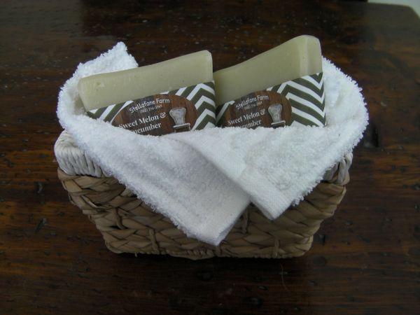 2 Bar Gift Basket
