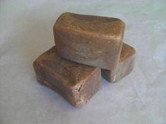Oatmeal Soap Rocks