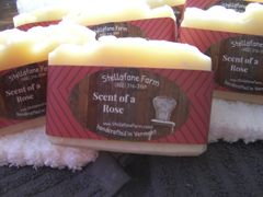 Scent of a Rose Soap