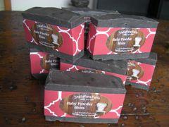Baby Powder Blues - Coconut Milk Soap