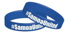 Wristband #SamoaUnited